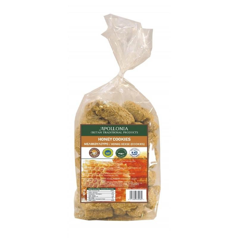 Honey pretzels 380-400 gr