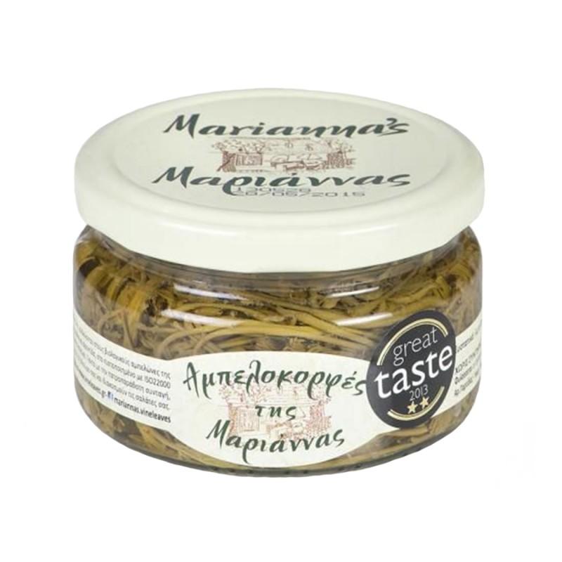 Organic Vine tops 230ml - Marianna