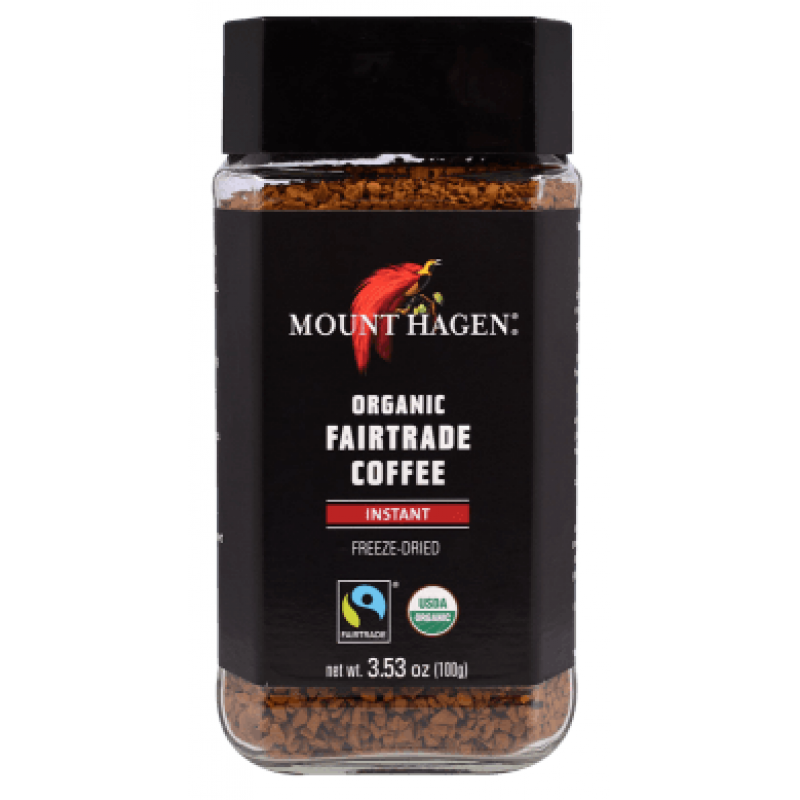COFFEE MOMENTS 100GR MOUNT HAGEN BIO