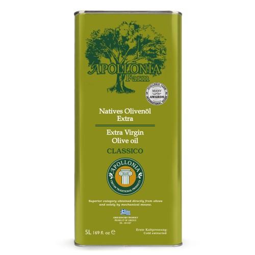 Extra Virgin Olive Oil Classic 5L