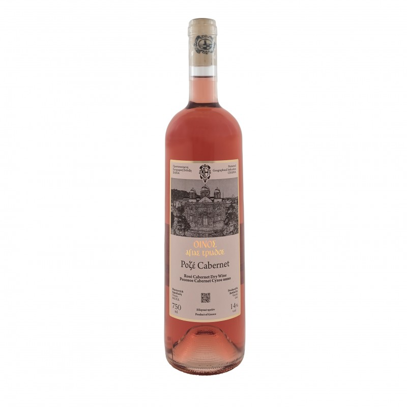 WINE SAINT TRIADOS Rose Cabernet 750ml
