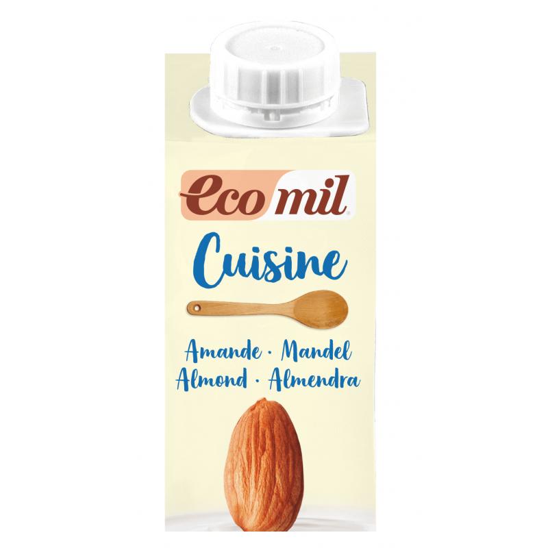 Cuisine Amande - EcoMil - 200 ml