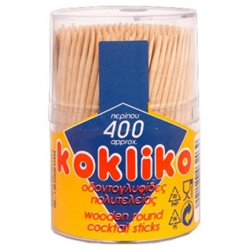 Bone Toothpicks 400pcs