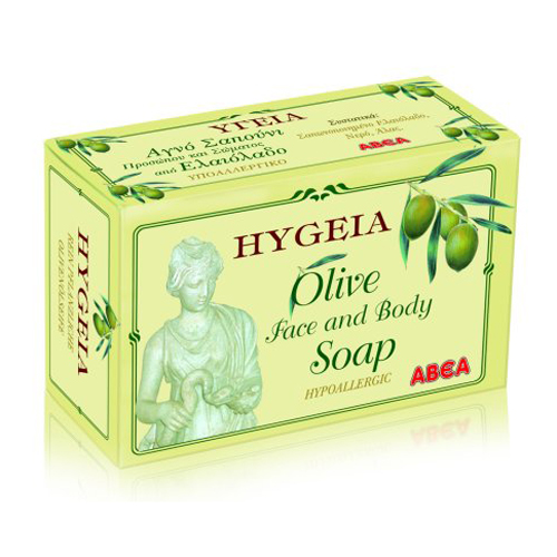 ABEA  Soap Face Body from Olive Oil HEALTH 125gr
