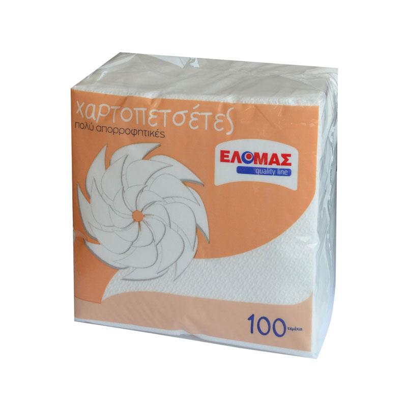 White napkin 100pcs.