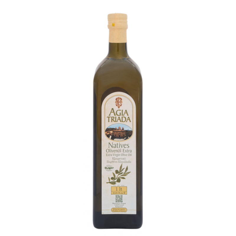 "Extra Virgin Olive Oil  ""Agia Trias"" 1L"