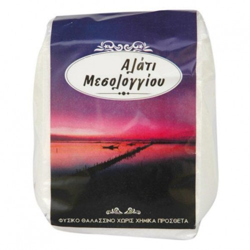 Mesolonghi salt 1000gr thick,