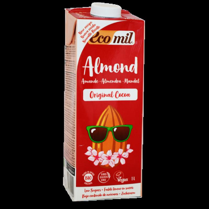 Almond drink chocolate ΒΙΟ 1LΤ