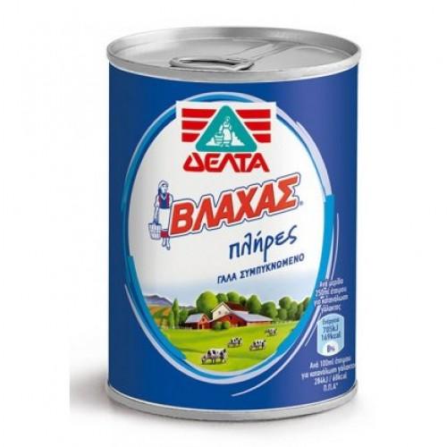 Evapore Milk Whole 388 gr VLAHAS