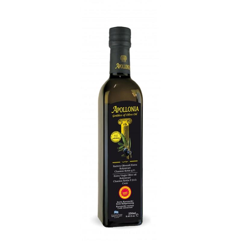 Extra virgin olive oil of Kolymbari PDO 250ml