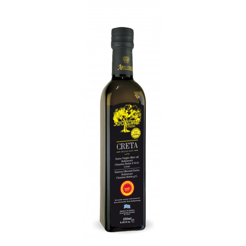 Extra virgin olive oil of Kolymbari PDO 250ml