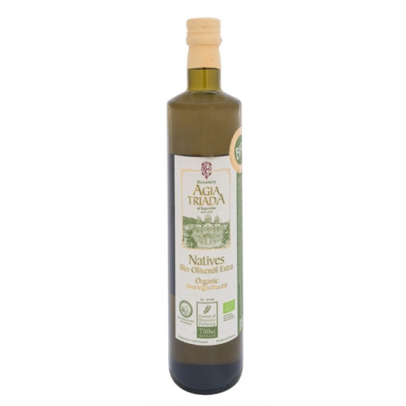 "Extra Virgin Olive Oil  ""Agia Trias"" 750ML"