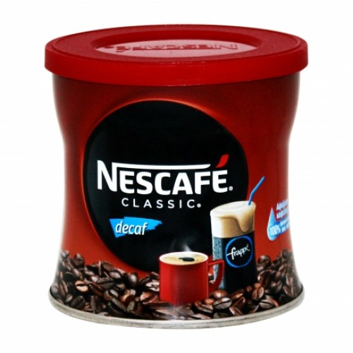 Nescafe Στιγμιαίος Classic Decaf 50gr