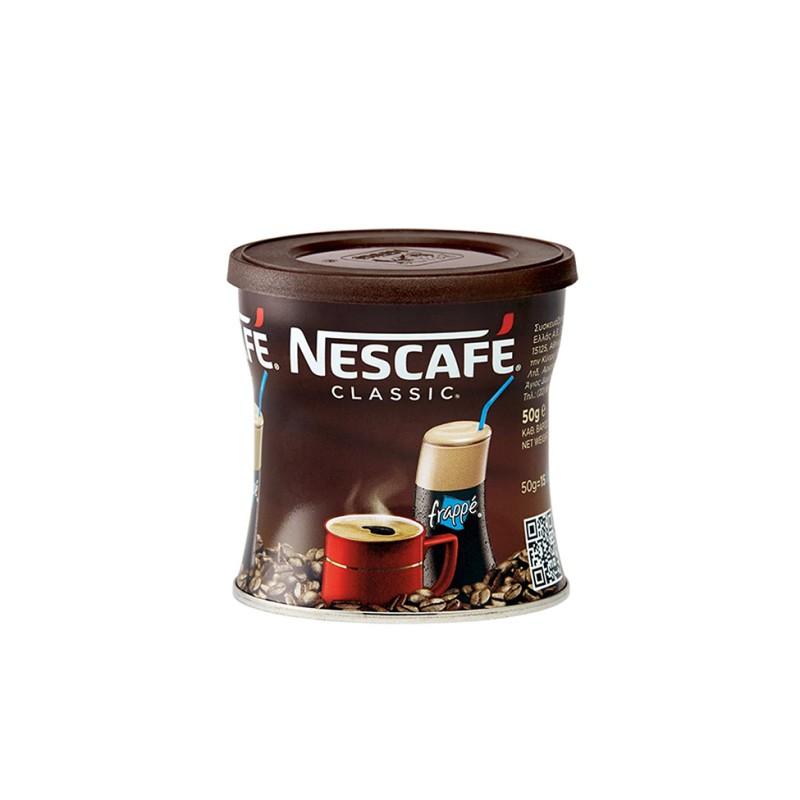 NESTLE NESCAFE CLASSIC 50gr