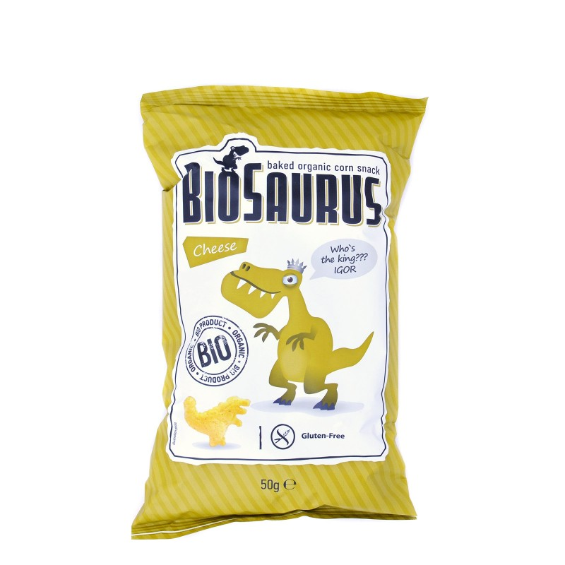 Biosaurus Shrimp With Taste Cheese 50 gr