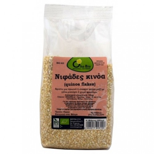 Quinoa flakes BIO 250gr