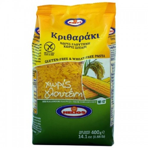 Barley From Corn and Rice Without Gluten Sun 400 gr