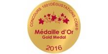 Gold award 2016