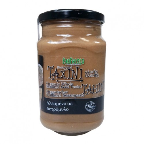 "Sesame paste, tahini ""Biofresco"", 370gr"