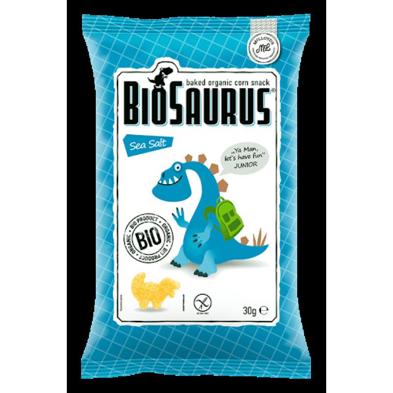 Dinosaur prawns with gluten-free sea salt 50gr