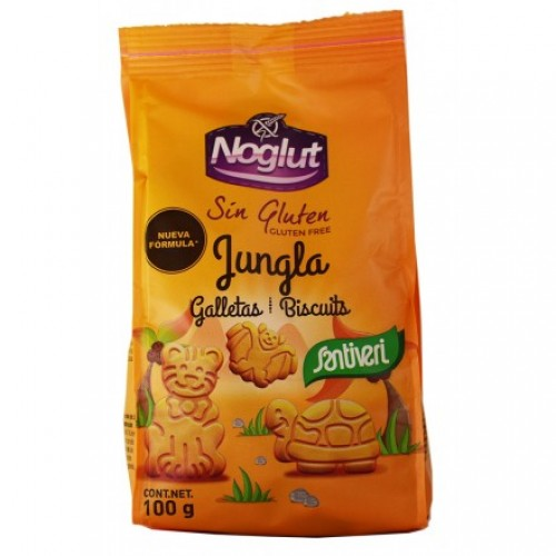 Jungle biscuits 100gr